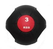 Medicinbal dual grip 3 kg