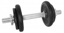 Činka nakládací jednoruční LIFEFIT 9kg