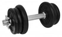 Činka nakládací jednoruční Lifefit 13kg