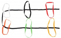 Vycházkové lano pro 12 dětí