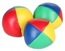 Žonglovací míčky - set 3 ks