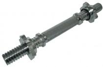 Hřídel jednoruční rovná Acra 35cm/25mm