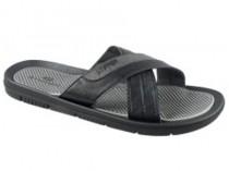 a662cf634c5 Pánská plážová obuv Stiffer černá