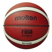 Basketbalový míč Molten B7G4500 vel.7