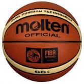 Basketbalový míč Molten BGG6 vel.6