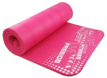 Podložka Lifefit Yoga Mat Exkluziv růžová 1cm