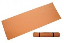 Gymnastická podložka ACRA D81 oranžová 4mm