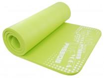 Podložka LIFEFIT YOGA MAT EXKLUZIV PLUS zelená 1,5cm