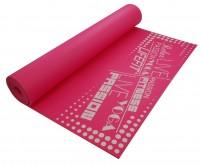Podložka LIFEFIT SLIMFIT růžová 4mm