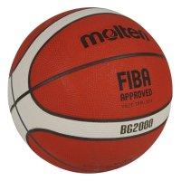 Basketbalový míč Molten B7G 2000 vel.7