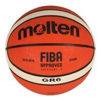 Basketbalový míč Molten BGR6 vel.6