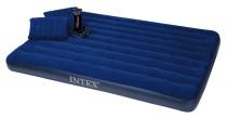 Nafukovací matrace Queen Intex 68765 SET s polštáři 152x203x22cm