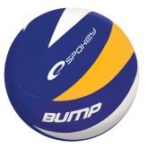 Volejbalový míč Spokey Bump II modrý vel.5