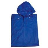 Pláštěnka PVC silná - modrá