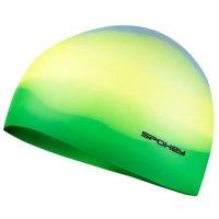 Plavecká čepice Spokey Abstract 2