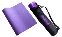 Podložka na yogu Sedco fialová 4mm + obal