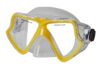 Potápěčská maska Calter Senior 282S žlutá