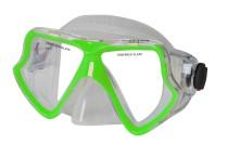 Potápěčská maska Calter Senior 282S zelená