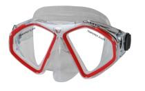 Potápěčská maska Calter Senior 283S červená