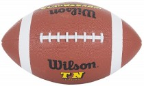 Míč na americký fotbal Wilson Official Rubber Football