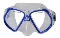Potápěčská maska Calter Junior 4250P modrá