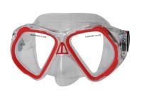 Potápěčská maska Calter Junior 4250P červená