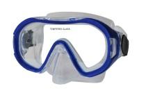 Potápěčská maska Calter Kids 168P modrá