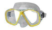 Potápěčská maska Calter Junior 276P žlutá