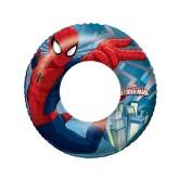 Nafukovací kruh Bestway 98003 Spiderman 56cm