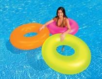 Kruh plavací Intex Neon 91cm