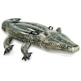 Nafukovací aligátor do bazénu Intex 170x86cm