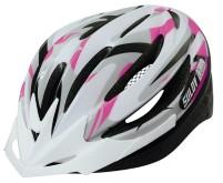 Cyklistická helma Sulov Alessia fialová