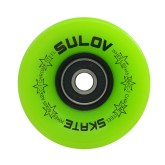 Kolečka Penny board LEMON GREEN 60x45mm, 4ks