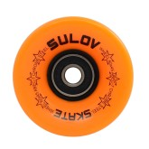 Kolečka Penny board Sulov Neon Orange 60x45mm, 4ks