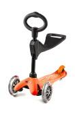 Mini Micro Deluxe 3v1 oranžová (orange)