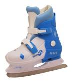 Dívčí zimní brusle TT-Blade Kiddy bílo - modré