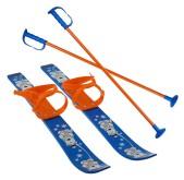 Dětské lyže Sulov 70cm, světle modré
