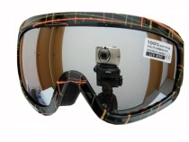 Dětské lyžařské brýle Spheric Minnesota G1306K-9