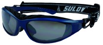 Zimní sportovní brýle Sulov Adult II metalická modrá