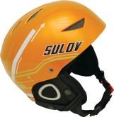 Lyžařská přilba Sulov Air oranžová