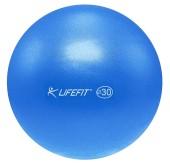 Míč overball Lifefit 30cm modrý