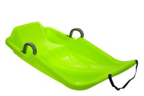 Plastový bob Sulov Olympic zelený