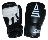 Box rukavice Sulov PVC černo-bílé