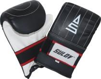Box rukavice pytlovky Sulov DX černo-bílé