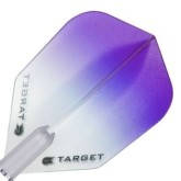 Letky Target - darts Vision 100 Standard Colour Fade Purple