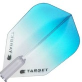 Letky Target - darts Vision 100 Standard Colour Fade Light Blue