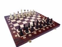Šachy Junior hnědé