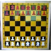 Velká nástěnná magnetická šachovnice