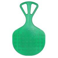 Sáňkovací lopata Plastkon Mrazík - zelená