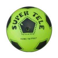 Plastový potištěný míč Mondo Super Tele Fluo 23cm
